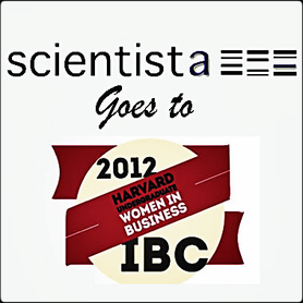 scientista speak at Harvard IBC 2012