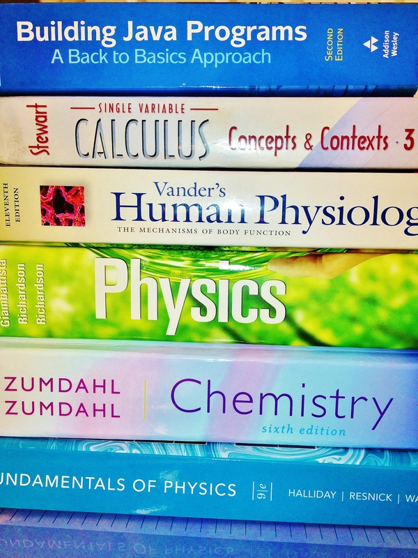 Science Textbooks